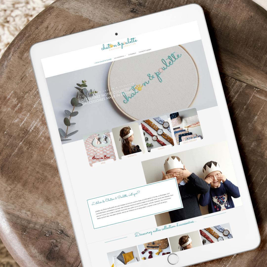 Portfolio création design webdesign