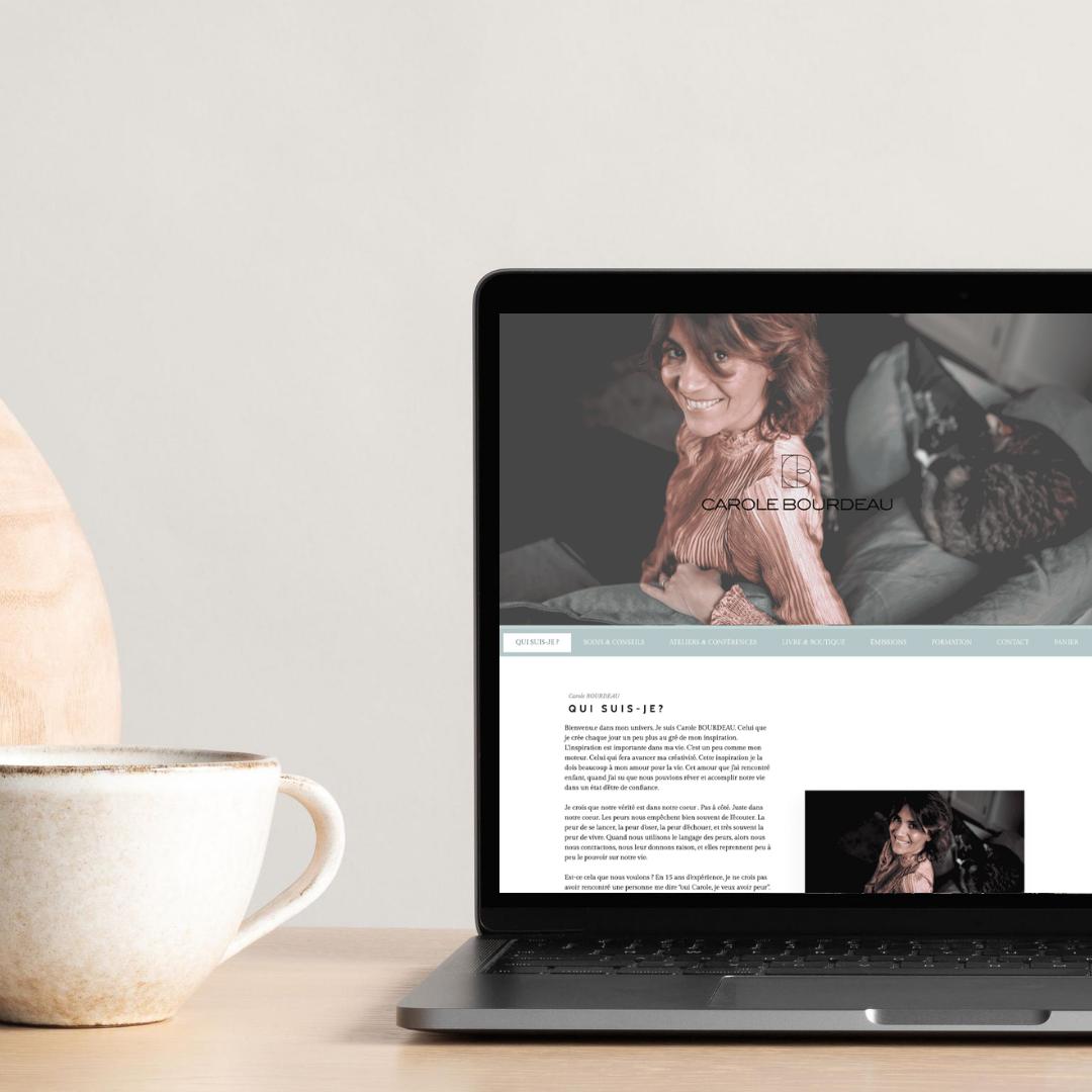 site web sur-mesure wordpress
