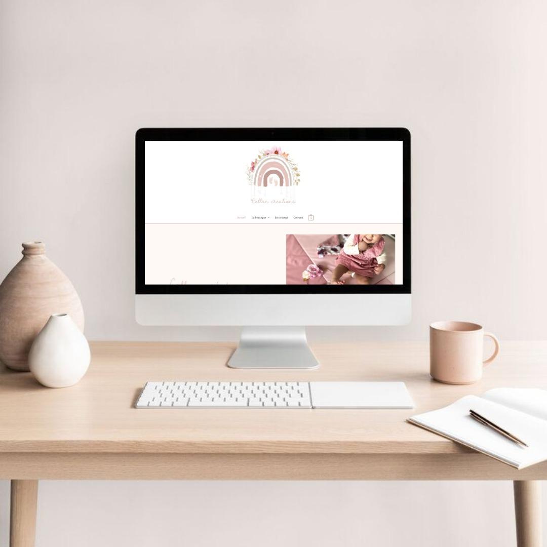 cellan créations Portfolio création design webdesign